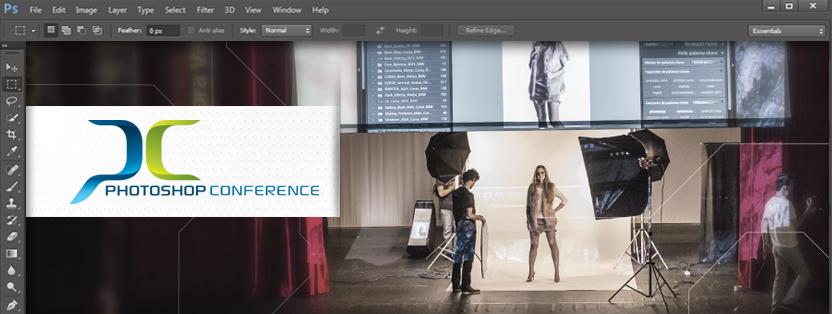 Equipe de criação participa do Photoshop Conference