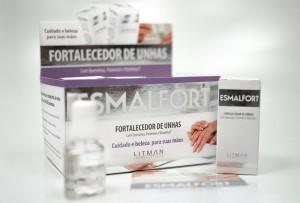 Embalagem - Fortalecedor de Unhas - Litman
